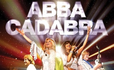 Click the image to find out more about this awesome tribute to ABBA, coming to the Horseshoe April 17th!